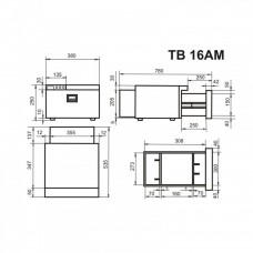 Indel B TB16AM